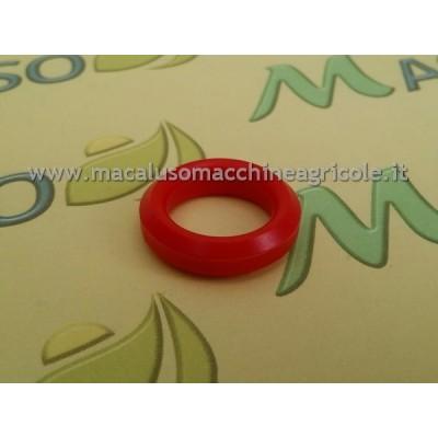 Anello rosso per giunto asta squotitore Stihl SP400 - SP450 Art.42347119001