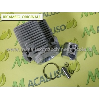 Cilindro con pistone per decespugliatore Alpina Vip 25 Castor Turbo 25