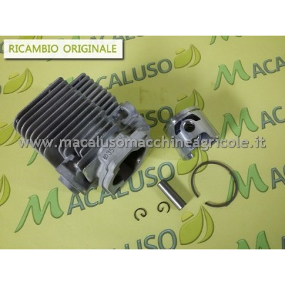 Cilindro con pistone per decespugliatore Alpina Vip 30 Castor Turbo 30