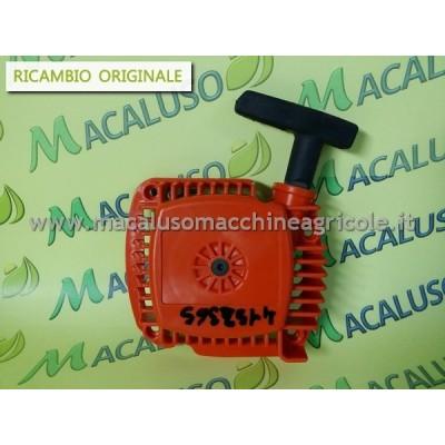 Gruppo avviamento per motosega Alpina Castor 40-41-45 colore arancio 4152365