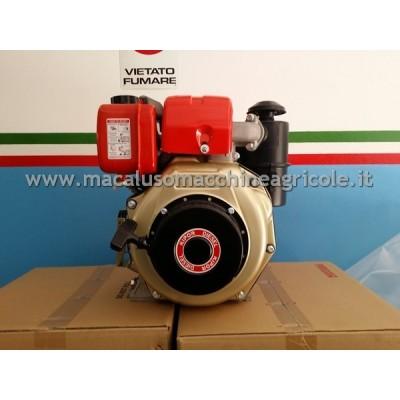 Motore Kipor | Kama diesel KM178FG6 CV.6,8 albero conico mm.23 gasolio, nafta