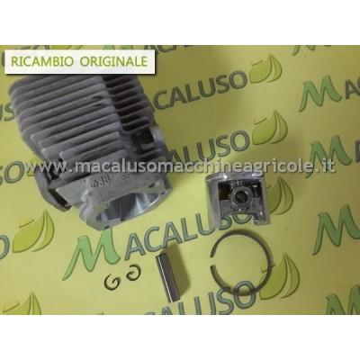 Cilindro con pistone per decespugliatore Alpina Vip 40 Castor Turbo 40 D.38