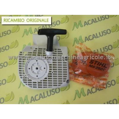 Gruppo avviamento per motosega stihl MS210 MS230 art.11230802115