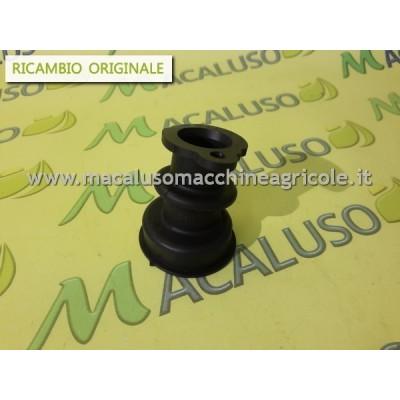 Collettore aspirazione per motosega Stihl MS2 Art.11231412200 manicotto elastico
