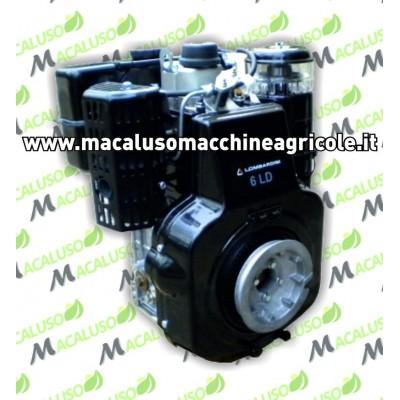 Motore Lombardini diesel 6LD400 CV.8,8 cono 23 motozappa generatore
