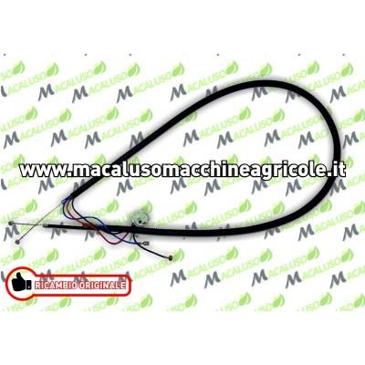 Filo acceleratore tirante gas decespugliatore Stihl FS490 41481801102