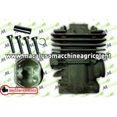 Cilindro pistone decespugliatore Stihl FS280 d.40 gruppo termico 41190201207