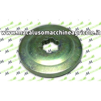 Ghiera inferiore decespugliatori Alpina Castor VIP30 VIP42 3612640 disco di pressione