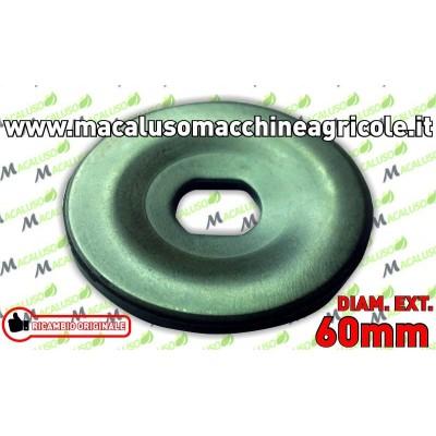 Ghiera inferiore decespugliatori Stihl FS160 FS280 foro ovale 41167131600 disco di pressione
