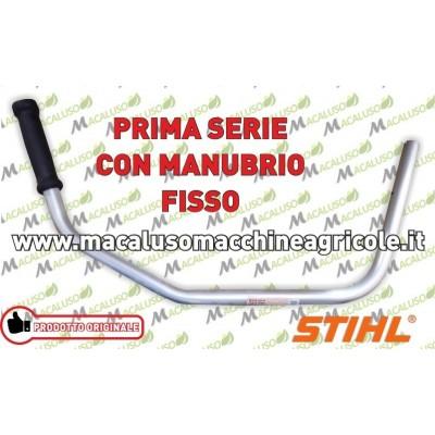 Manico tubolare decespugliatore Stihl FS55 FS160 FS250 PRIMA SERIE 41377901701
