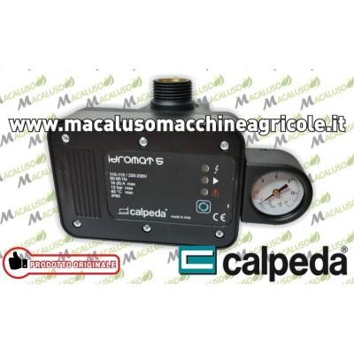 Presscontrol Idromat Calpeda 5-15 pressoflussostato pressoflussometro manometro avvio 1,5 bar