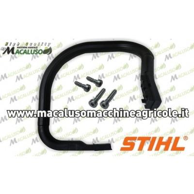 Impugnatura tubolare motosega Stihl MS240 MS260 024 manico maniglia rool bar 11217901701