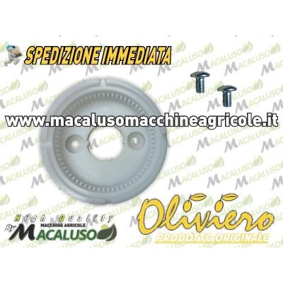 Carcassa dentata teflon X Oliviero Light + viti MOTORE 60V