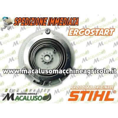 Tamburo fune ErgoStart completo Decespugliatore Stihl FS240 FS260 FS460 41371901011