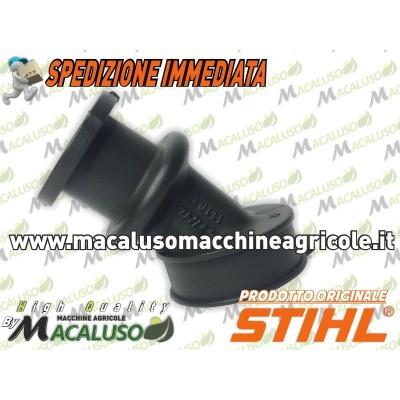 Collettore aspirazione motosega Stihl 028 11181412200 manicotto elastico condotta
