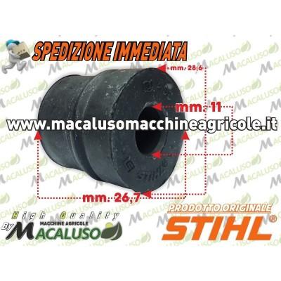 Tampone gomma motosega stihl 024 026 MS240 MS260 MS380 antivibrante ammortizzatore 11217909912