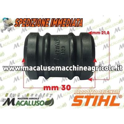 Tampone gomma motosega stihl MS230 MS250 MS290 antivibrante ammortizzatore 11237912805