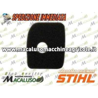 Filtro aria Stihl BG56 BG86 BR200 HS56 HS86 soffiatore 42411201800