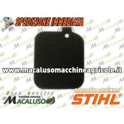 Filtro aria soffiatore aspiratore Stihl BG SH pannello spugna 42291201800