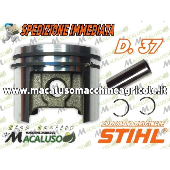 Cilindro e pistone Stihl 017 MS170 37 mm Motosega