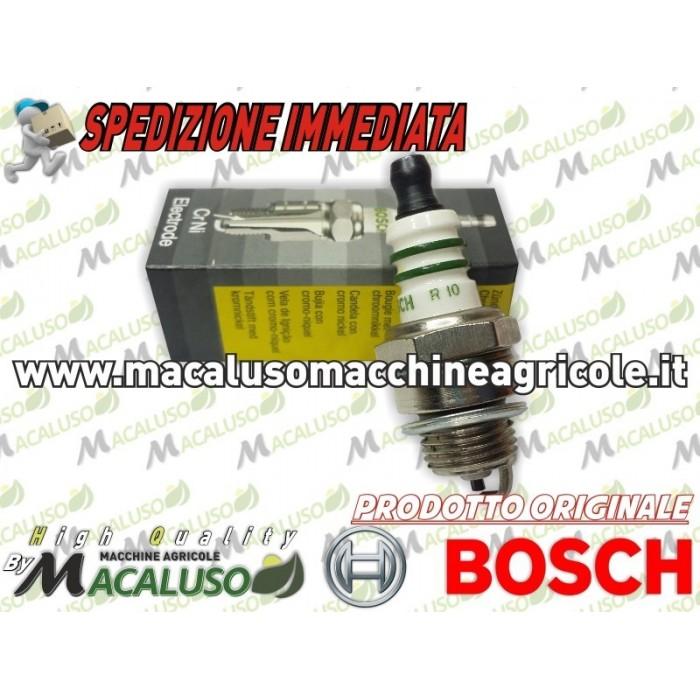 Bougie Bosch WSR-6F pour Stihl 017 Ms 170 018 Ms 180 019 Ms 190 020 Ms 200