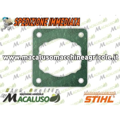 Guarnizione cilindro decespugliatore soffiatore aspiratori Stihl FS55 BG85 SH85 41400292300