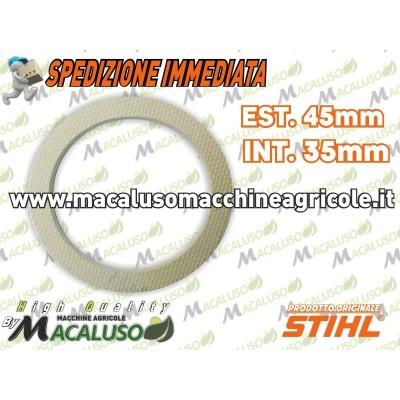 Guarnizione anello di tenuta serbatoio olio motosega 017 018 MS170 MS180 Stihl 00003591241