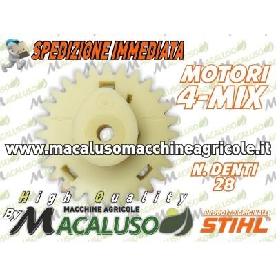 Ruota dentata camma decespugliatore Stihl FS90R FS100R FS130R distribuzione 41800301800