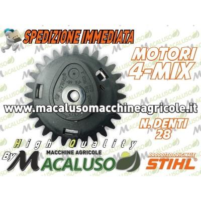 Ruota dentata camma soffiatore Stihl BR550 - BR600 Magnum distribuzione 42820301801