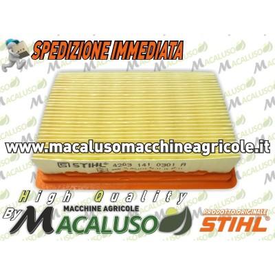 Filtro aria soffiatore Stihl BR320 BR420 SR340 SR420 depuratore 42031410301