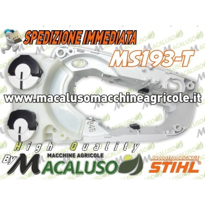 Carcassa motore completa motosega Stihl MS193T carcassa monoblocco 11370203004