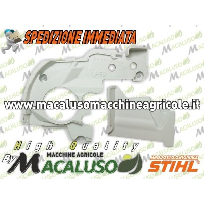 Carter copri pompa olio in plasica motosega Stihl 020T MS200T coperchio parapolvere 11290201150