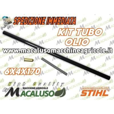Serie tubo olio motosega Sthil 024 026 034 036 064 084 uscita pompa olio 11240071010
