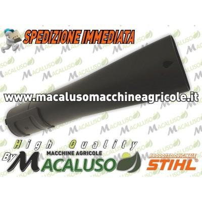 Tubo ugello piatto dritto soffiatore aspiratore Stihl BG56 BG86 SH56 SH86 bocchetta 42297086301
