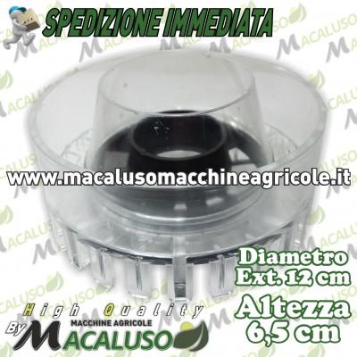 Anello trasparente prefiltro motore Lombardini 6LD 360 400 435 LDA 520 530 pre filtro 1301053