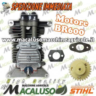 Motore completo per Soffiatore Stihl BR600 art.42820200200 gruppo propulsore