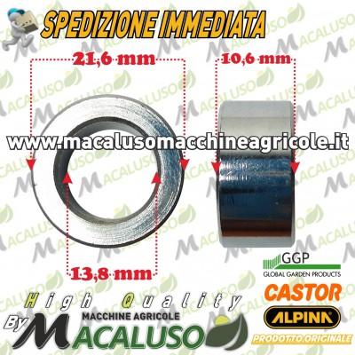 Collare ghiera testina decespugliatore Alpina Castor VIP34 VIP40 VIP42 VIP52 TURBO 34 40 42 52