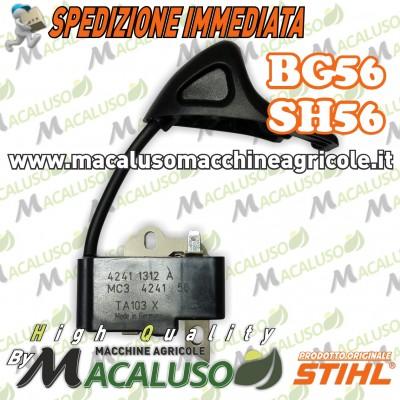 Bobina per soffiatore e aspiratore Stihl BG56 SH56 art.42414001302