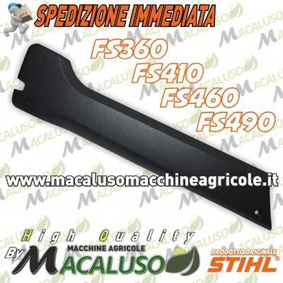 Protezione scatola AV per decespugliatore Stihl FS460 protezione trasmissione art.41477914300