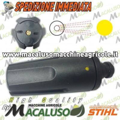 Ugello direzionale regolabile idropulitrice Stihl RE88 RE98 RE109 RE128 1 punto giallo 49005006320