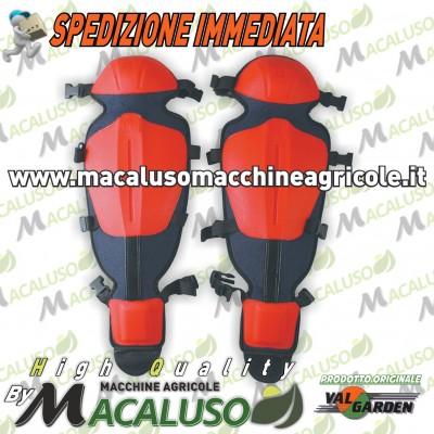 Gambali protettivi decespugliatore rasaerba protezione ginocchio parastinchi antinfortunistici VK 6203