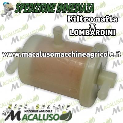 Filtro nafta a tre vie per motore Lombardini 15LD315 - 350 adatt. a 3730096