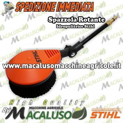 Spazzola rotante idropulitrice Stihl RE88 RE98 RE118 RE129 PLUS lavaggio rotativo 49005005900