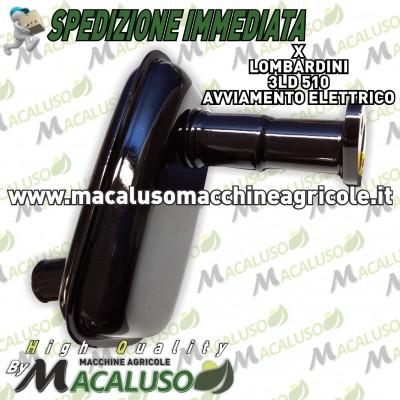 Marmitta motore Lombardini 3LD 510 avviamento elettrico LDA 450 510 4LD 640 705