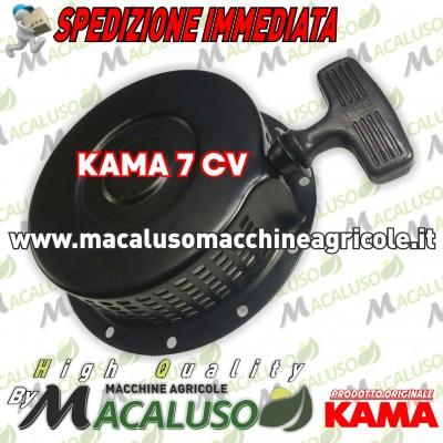 Gruppo avviamento completo per KM178 kipor-kama art.km178f-14000