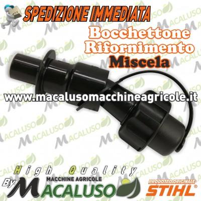 Bocchetta nera miscela x tanica combinata Stihl carburante benzina 00008905005