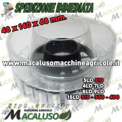 Anello trasparente prefiltro aria per motore Lombardini 3LD 4LD 7LD 8LD 9LD 15LD 315 350 filtro aria 1301069