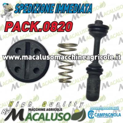 Kit interno valvola impugnatura T1-T2-T3 Campagnola art. PACK.0820