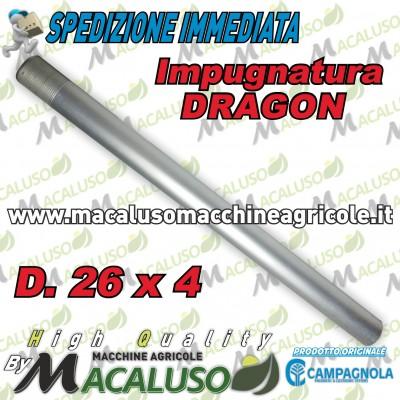 Impugnatura D26x4 per motoabbacchiatore Dagon Campagnola art.0140.0154