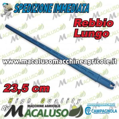 Rebbio lungo azzurro abbacchiatore Diablo 09 Campagnola 0193.0131 astina